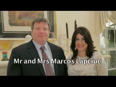 Making Time for the Things That Count - Mr. and Mrs. Marcos and Tiffany Lapciuc
