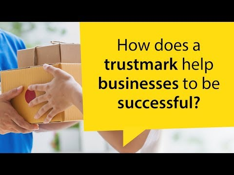 How does a trustmark help businesses to be successful? | Trusted Shops