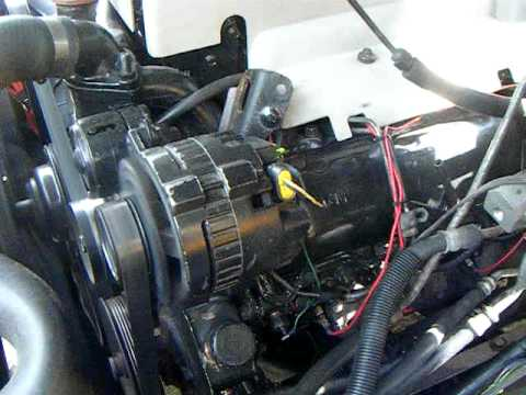 3 7 Mercruiser Starter Wiring Diagram 6 5 Turbo Diesel Swap Complete And Driving Youtube