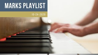 Mark Davis Live Piano Stream 10-24-20
