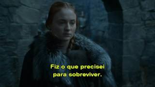 Game of Thrones S06E07 Trailer Legendado
