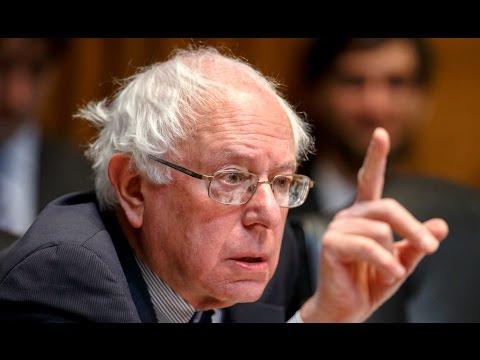 Bernie Sanders vs. Barack Obama