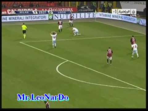 Flamini Skills (Milan Vs Lazio) 28-3-2010.wmv