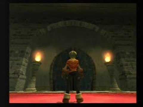 Dark Cloud - Dark Genie, Final Boss Battle (Part 1)