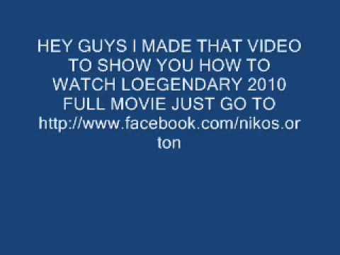 Legendary 2010 Full Movie DVD