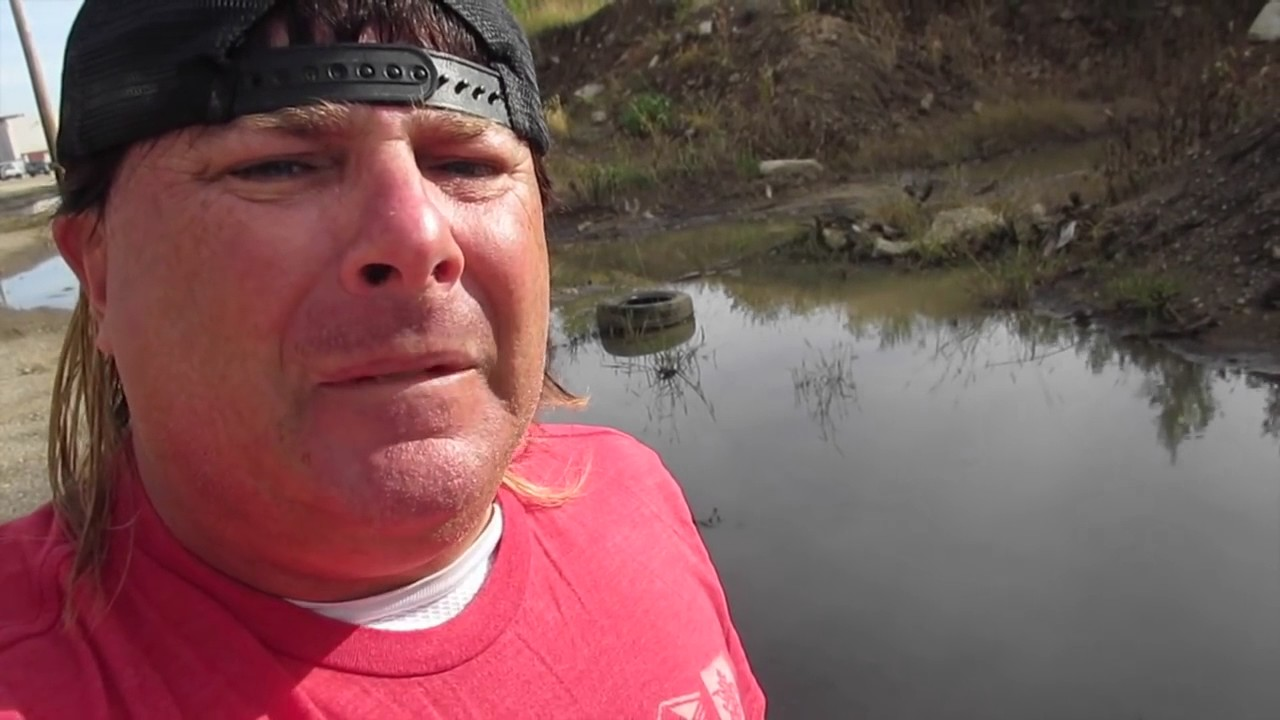 Donnie Baker Goes Raw Dog in His Latest River Confessions! - YouTube