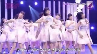13thシングル「今、話したい誰かがいる」の生田絵梨花 ロボットシーンで...
