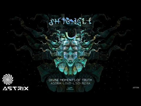 Shpongle - Divine Moments Of Truth (Astrix, Loud & L.S.D Remix)