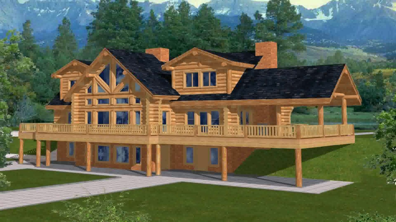 Cool And Easy Minecraft House Designs - YouTube