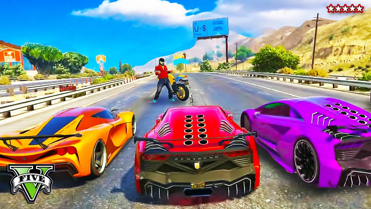 Where To Get Cool Cars In Gta