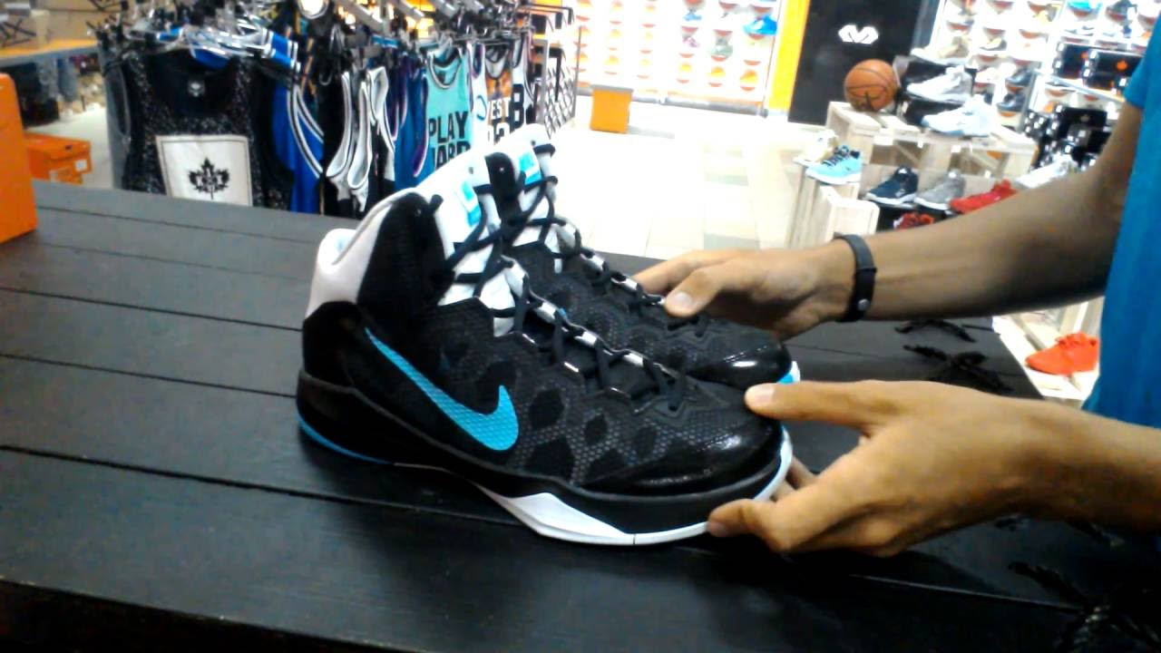 3887ee1b1e2d0a Review Nike Zoom Without A Doubt 749432-003 Baller s House - YouTube