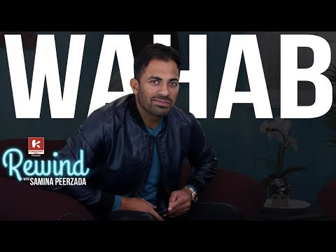 Wahab Riaz on Rewind with Samina Peerzada | Cricket Journey | Peshawar Zalmi | Ep 14