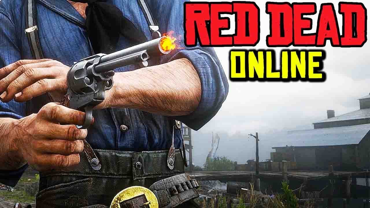 How To Get Ready for RED DEAD ONLINE