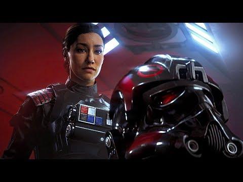 STAR WARS BATTLEFRONT 2 - Pelicula completa en Español 2017 - PC [1080p 60fps]