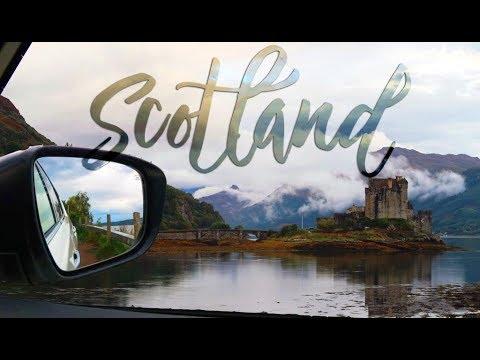 WE DROVE THROUGH SCOTLAND WITHOUT A PLAN + HIGHLAND ADVENTURES