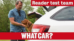 Best Car for Dogs 2018 | Reader test team | What Car?