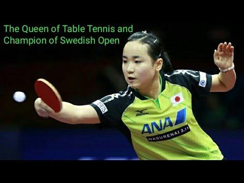 Mima Ito Punches   Attacks Yuling   Ding   Ning   Threat - Epic Table Tennis Match   China   Japan