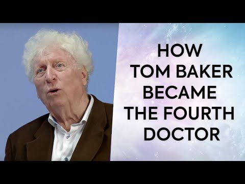 How Tom Baker Became The Fourth Doctor   Doctor Who
