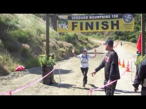 Verdugo Mountains 10k Race