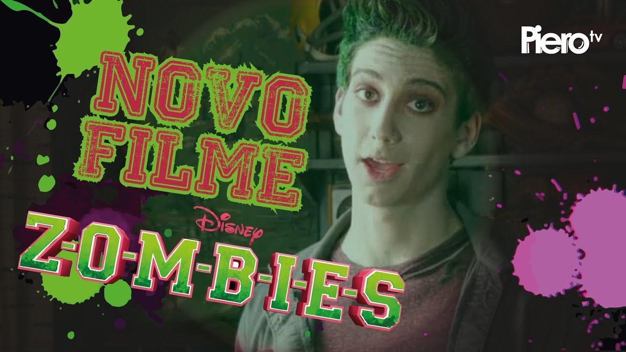 A Disney Tem Zumbis Em Novo Filme Disney Zombies Milo