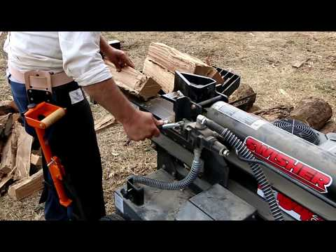 FIREWOOD HARVESTING WITH NEW INVENTION