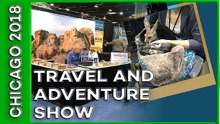 Travel and Adventure Show in Chicago