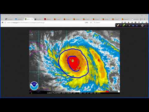 5pm ET Video Discussion: Jose and Maria