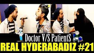 Real Hyderabadi #21 | Doctor v/spatient | Best Hyderabadi Comedy Video | DJ Adnan Hyd | Abdul Razzak