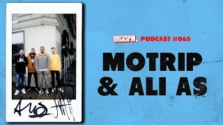 "MoTrip & Ali As über Mainstream und Glaubwürdigkeit, ""Mohamed Ali"" uvm. (BACKSPIN Podcast #65)"