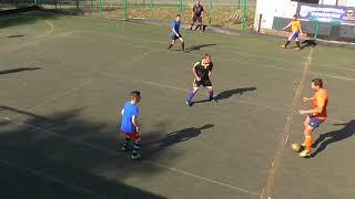 Чемпионат МФЛ 5х5 Преслав -  Ураган