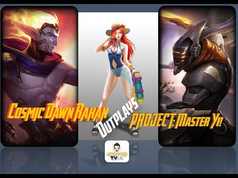 Saving Pool Party Miss Fortune: Cosmic Dawn Rakan Outplays PROJECT: Master Yi!