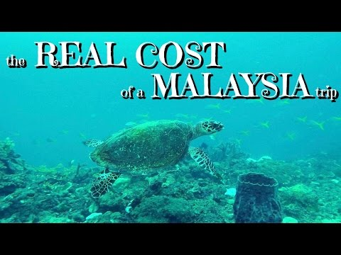 How to travel MALAYSIA (exact budget/costs)?