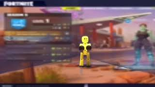 Fortnite Default Dance by a Stikbot