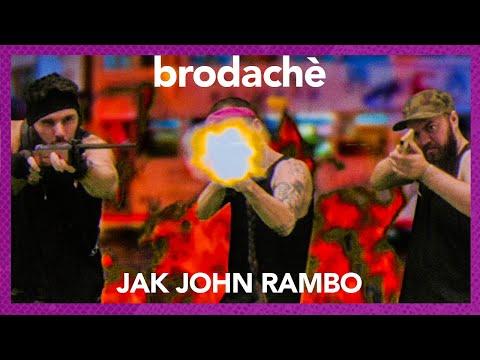 Brodacze Live Act - Jak John Rambo (Official Video)