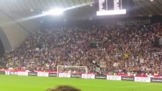 La finale di partita Udinese-Empoli 2-0(Siamo l'armata bianconera)