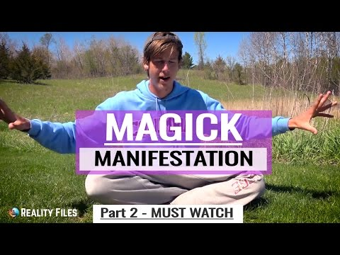 Manifestation Magick - How To HACKING the SUBCONSCIOUS MIND (Part 2)