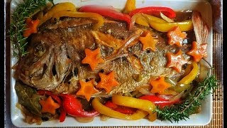 Fish ESCABECHE/Luweeh's Kitchen