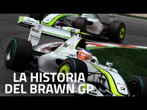 La historia del BRAWN GP | De un precipicio a la gloria