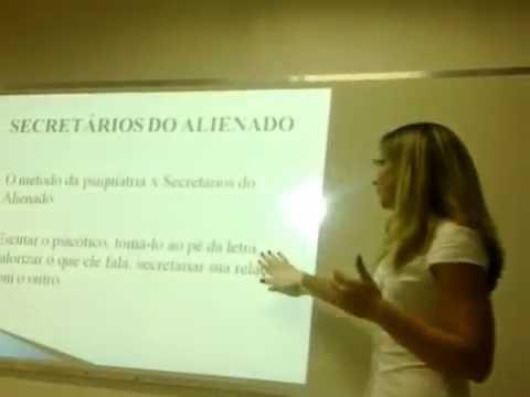 Vídeo Apresentações psicologia