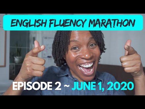 English Fluency Marathon   Episode 2