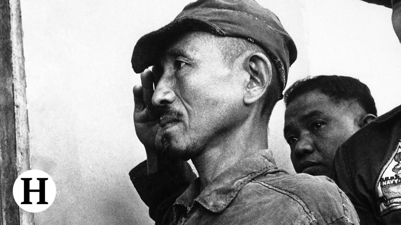 Onoda - walczył w II Wojnie Światowej do 1974 roku