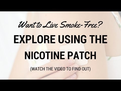 How Do I Use The Nicotine Patch To Quit Smoking?