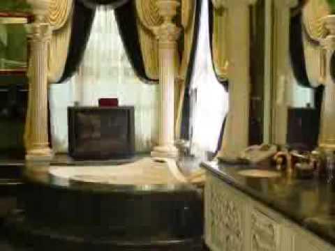 Shahrukh Khan 39 S House Mannat Youtube