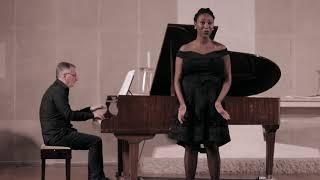 Mozart's 'Deh vieni non tardar' - sung by Ranti Ihimoyan