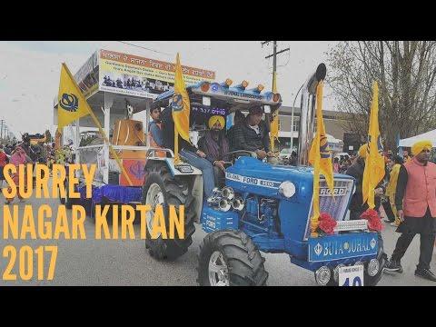 Surrey Nagar Kirtan - Vaisakhi 2017