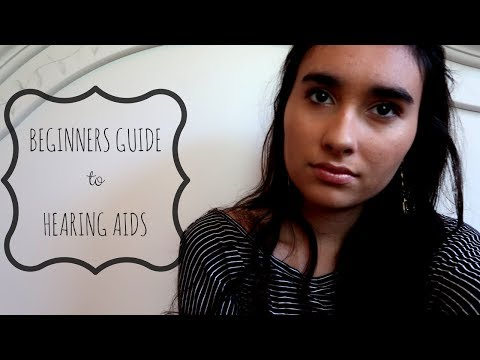 Beginners Guide To Hearing Aids