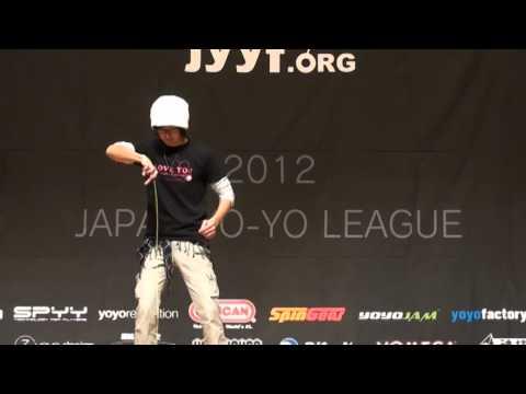 2012 Central Japan Yo-Yo Contest 1A Pre Syogo Honda