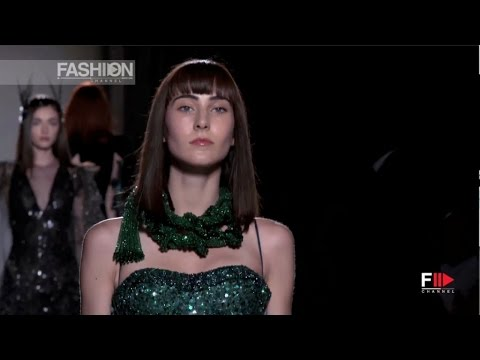 JULIEN FOURNIÉ Full Show Fall 2015 Haute Couture Paris by Fashion Channel