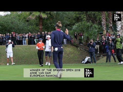 Golf: Ladies European Tour - Open de España/ Spanish Open 2018