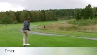 Christian Samuelsson Golf College Video 2015